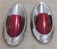 Vintage tail lights