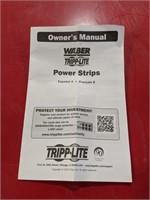 NIB Waber Tripp Lite Power Strip model # 3SP9