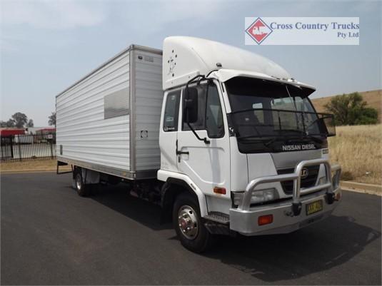 2007 UD MK245 Cross Country Trucks Pty Ltd - Trucks for Sale