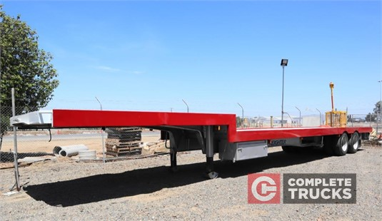 1998 Freighter St2 Complete Equipment Sales Pty Ltd - Trailers for Sale