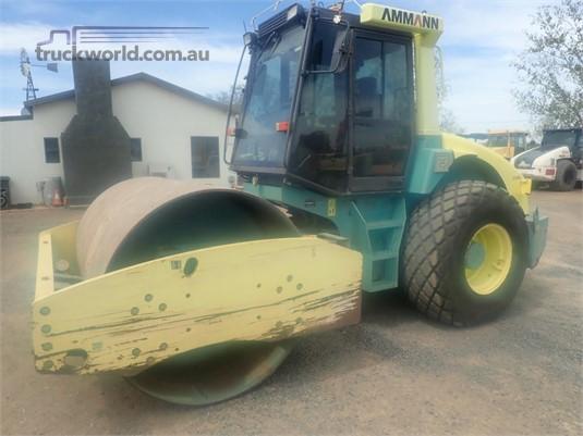 2009 Ammann ASC110D - Heavy Machinery for Sale