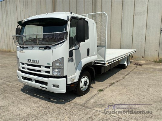 2012 Isuzu FRR 600 - Trucks for Sale