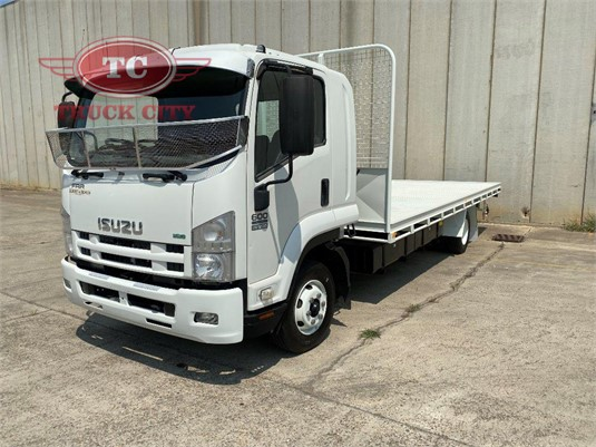 2012 Isuzu FRR 600 Truck City - Trucks for Sale