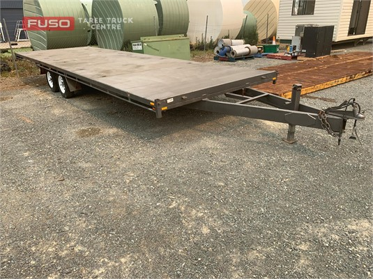 2016 Unknown Trailer Flat Top Taree Truck Centre  - Trailers for Sale