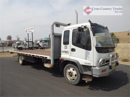 2001 Isuzu FSR700 Cross Country Trucks Pty Ltd - Trucks for Sale