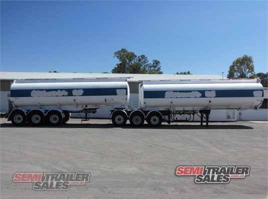 1994 Holmwood Tanker Trailer Semi Trailer Sales  - Trailers for Sale