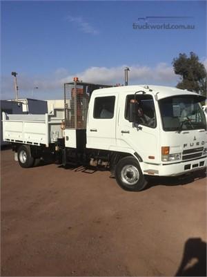 2007 Mitsubishi FK600 Hume Highway Truck Sales  - Trucks for Sale