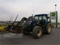 NEW|HOLLAND T6070  Usato