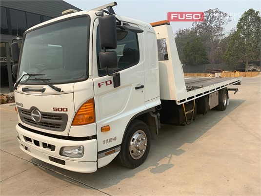 2017 Hino other Taree Truck Centre - Trucks for Sale