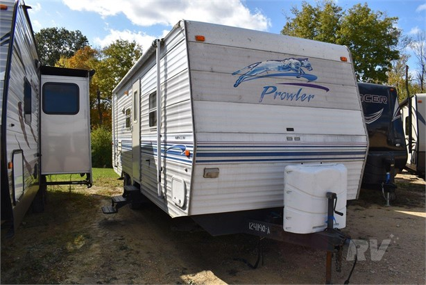 Fleetwood Travel Trailers >> Fleetwood Prowler Travel Trailers For Sale 3 Listings