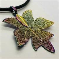 Natural Leaf   Pendant (199 - JP415)   (D3)