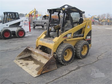 Cat 226 Specs >> Caterpillar 226b For Sale 23 Listings Machinerytrader