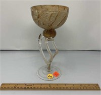 Macocha Hand Blown Glass Vases