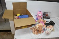 Group of Assorted Children's Toys