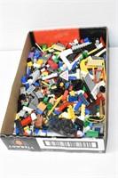 Tray of Lego