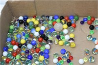 Tray of Marbles