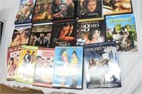 Assortment of DVD's
