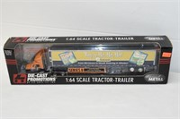 Die Cast Tractor Trailer 1:64 Scale