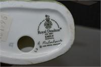 """Royal Doulton """"Emily"""" HN3807"""