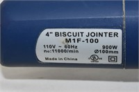 "4"" Biscuit Jointer (Works)"