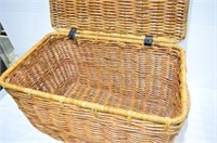 Wicker Storage Chest,