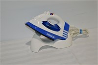 Oreck Steam Iron with Stand - unused