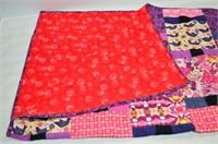 """Handmade Quilt 53"""" x 52"""""""