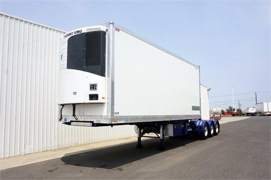 2015 Lucar REFRIGERATED ROLL BACK A TRAILER - Trailers for Sale
