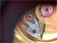 Vacheron & Constantin 18K Rose Gold Wristwatch