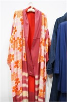 Lot of Vintage Robes and Dresses
