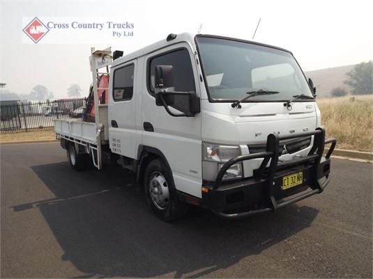 2012 Fuso Canter 918 Cross Country Trucks Pty Ltd - Trucks for Sale