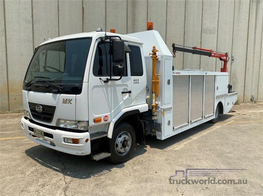 2009 UD MK6 Auto - Trucks for Sale