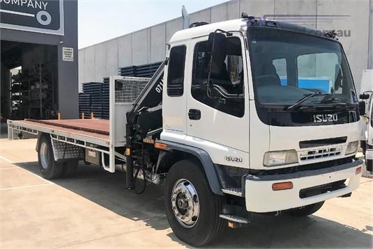 2000 Isuzu FVR - Trucks for Sale