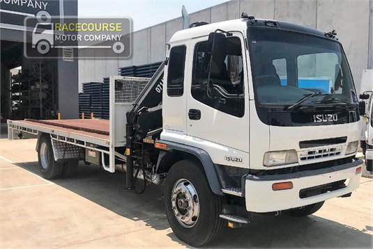 2000 Isuzu FVR Racecourse Motor Company  - Trucks for Sale