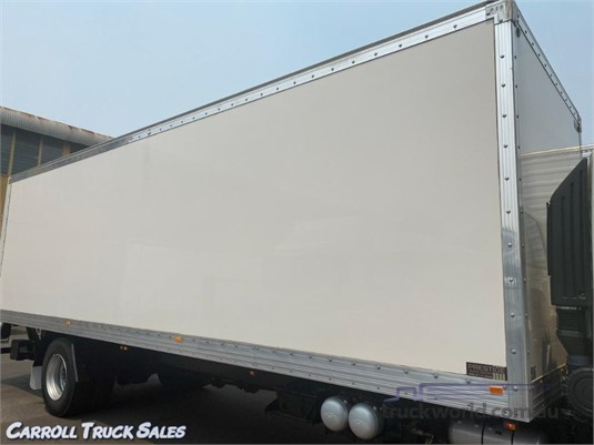 2014 Prestige Truck Bodies Pantech Carroll Truck Sales Queensland - Truck Bodies for Sale
