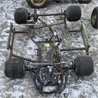 Go Kart frame