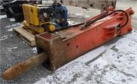 S82 Rammer Hammer Concrete Demolition Tool