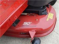 "New zero radius Toro Timecutter SW5000 with 50"""