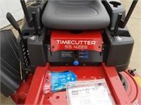 """New zero radius Toro Timecutter SS4225 with 42"""""""