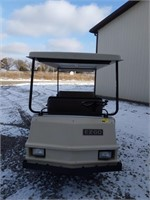 Electric EZGO Limo PCX. Rebuilt and enhanced 2019
