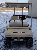 Club Car A9736-602661 new batteries with one year