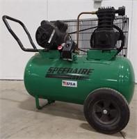 SpeedAire Portable Electric Barrel Air Compressor