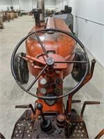 Allis-Chalmers D-17 WF Tractor