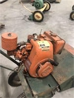 Roto - Hoe Rototiller with Lauson 4 cycle 3 Hp