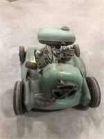 Reo Motors INC Revo-Lawn lawnmower, missing some