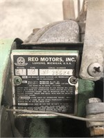 Reo Motors INC. Reo Royale Lawn mower with Reo