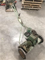Eclipse Rocket Deluxe Push Mower with Briggs and