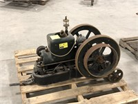 Fair Banks Morse. 2 HP Hit & Miss Engine