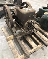 McCormick Deering Hit and Miss Engine 1.5 hp