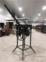 Antique Blacksmith Forge with Blower